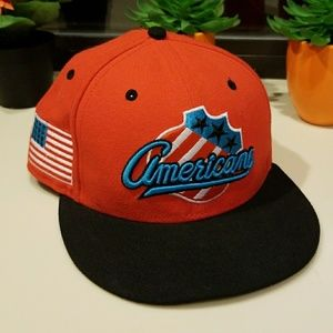3 FOR $15 9Fifty Americans snap back
